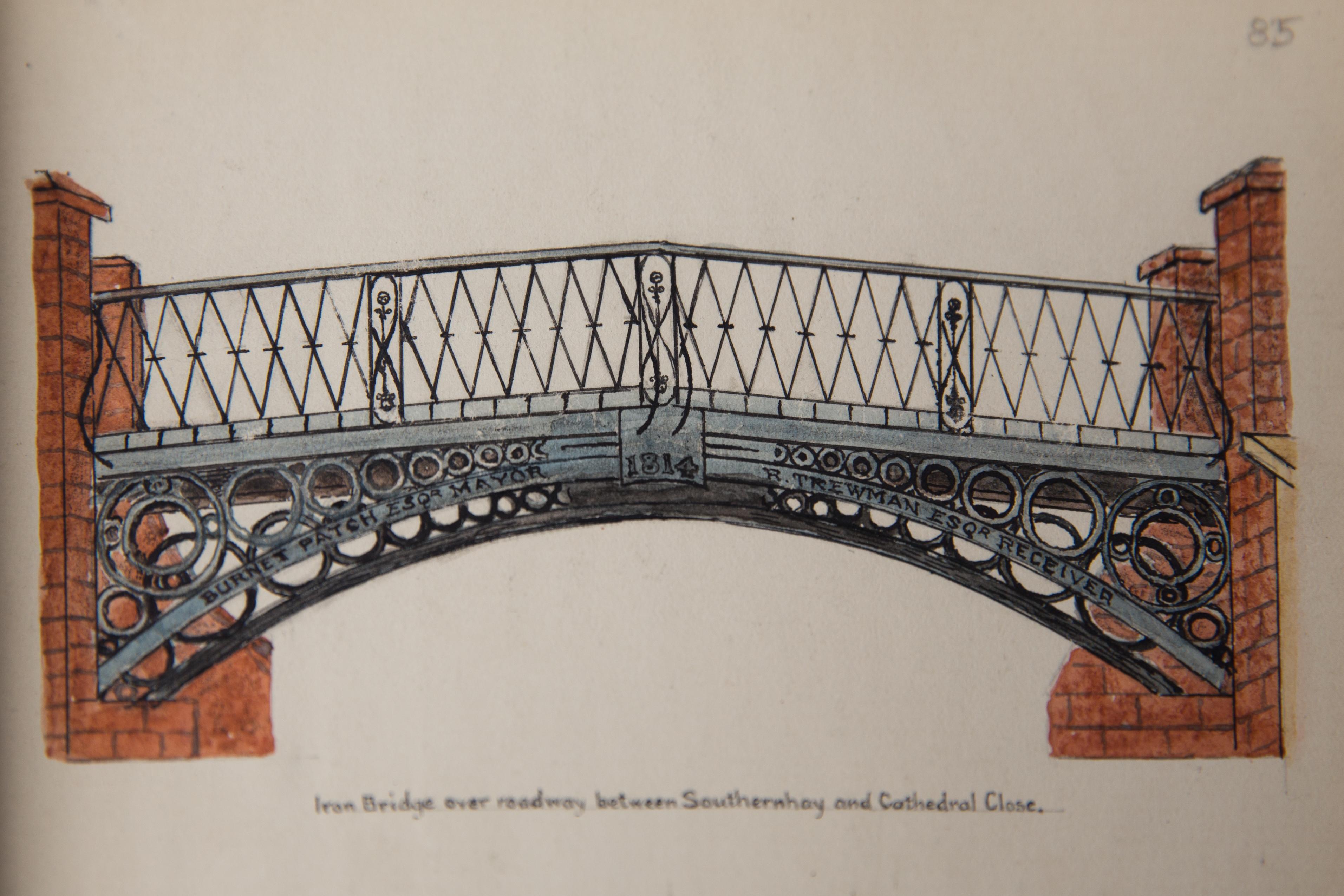 Burnet Patch Bridge