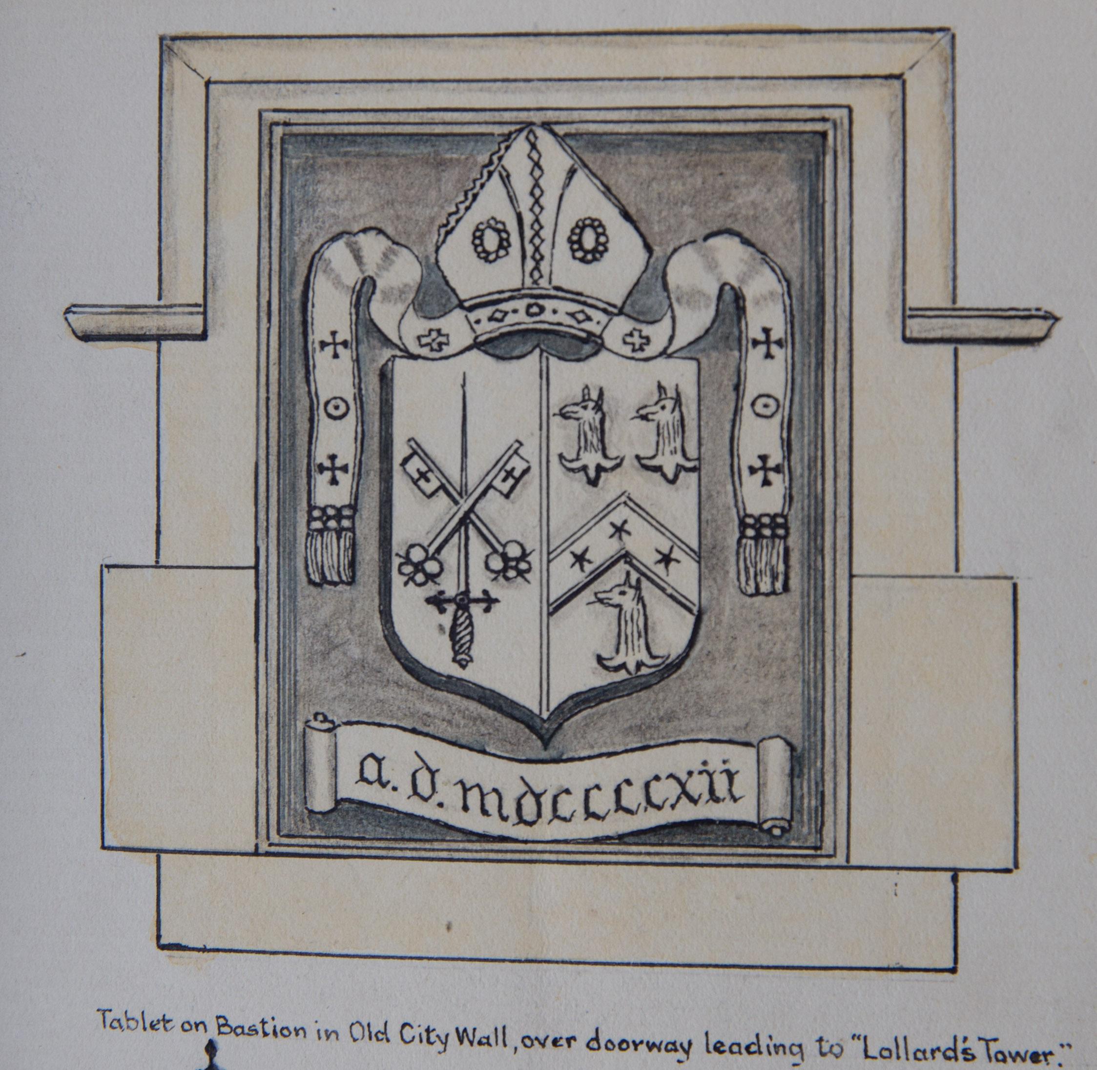 Bishop Carey's Postern