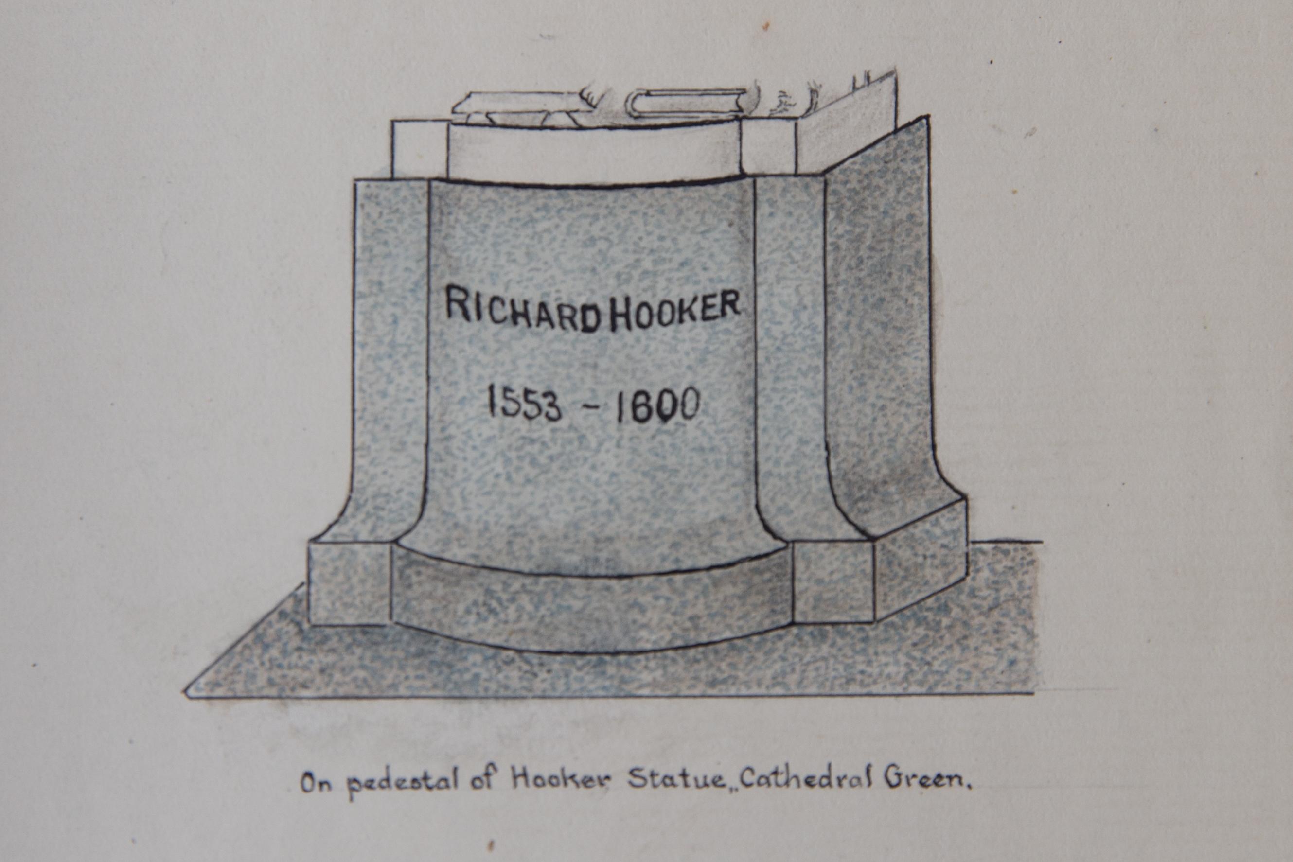 Richard Hooker Monument