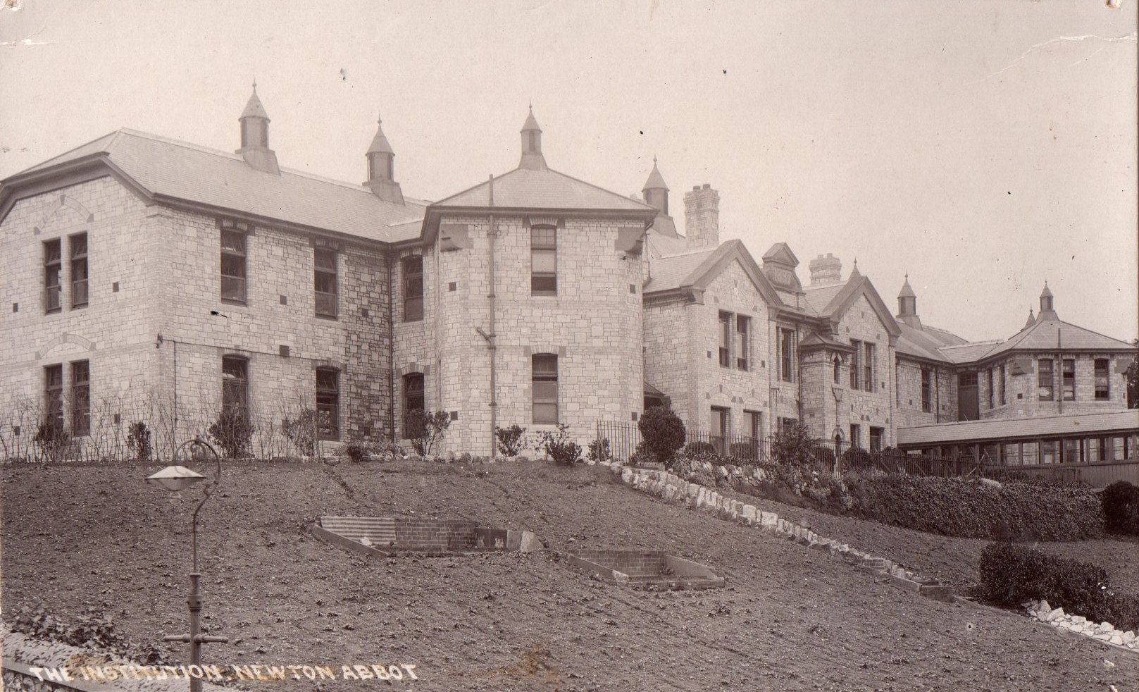 The Old Workhouse and Hospital