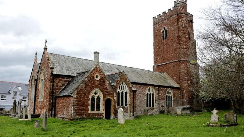 Exminster Parish Church