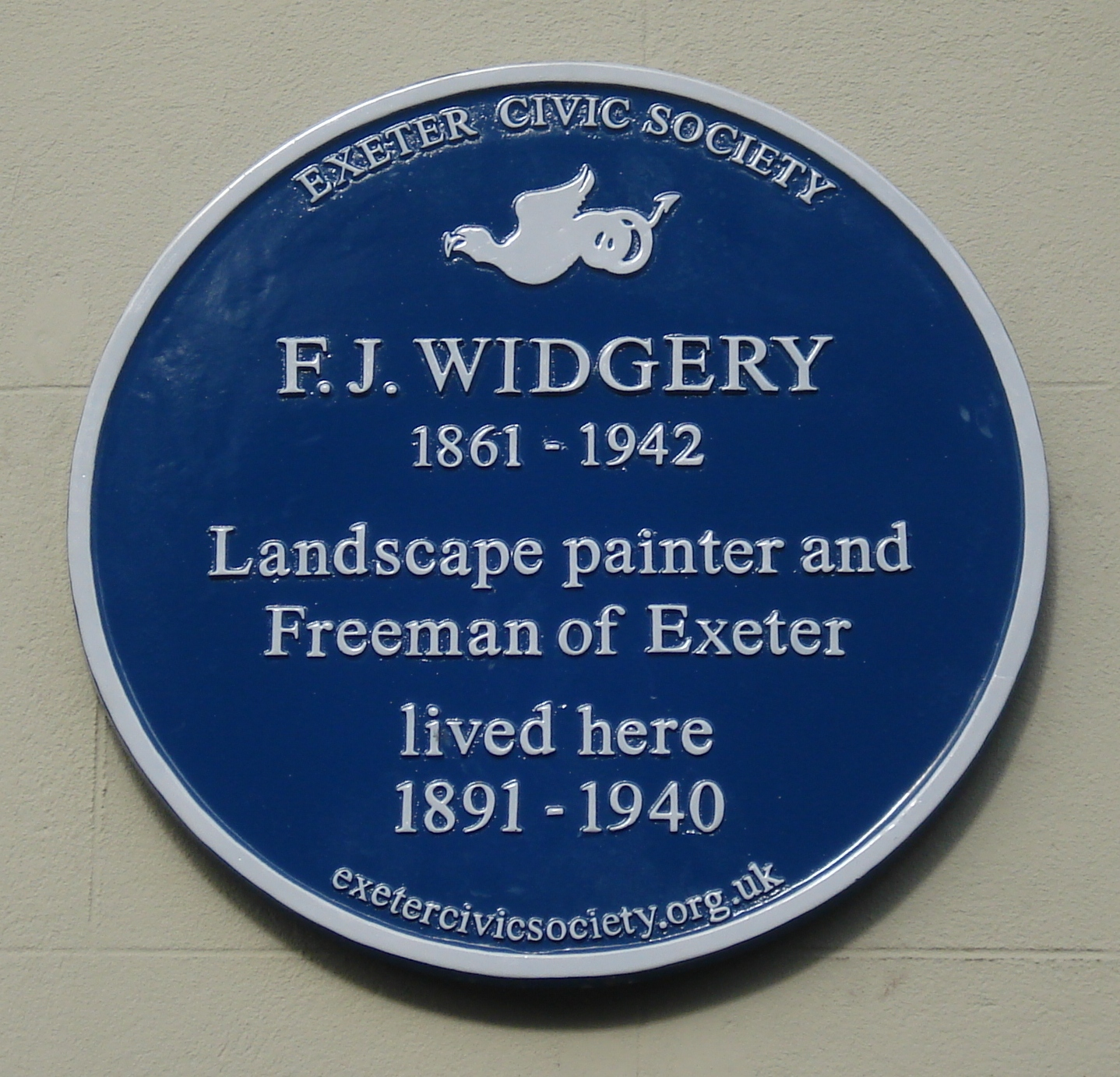 F. J. Widgery | 11 Howell Road