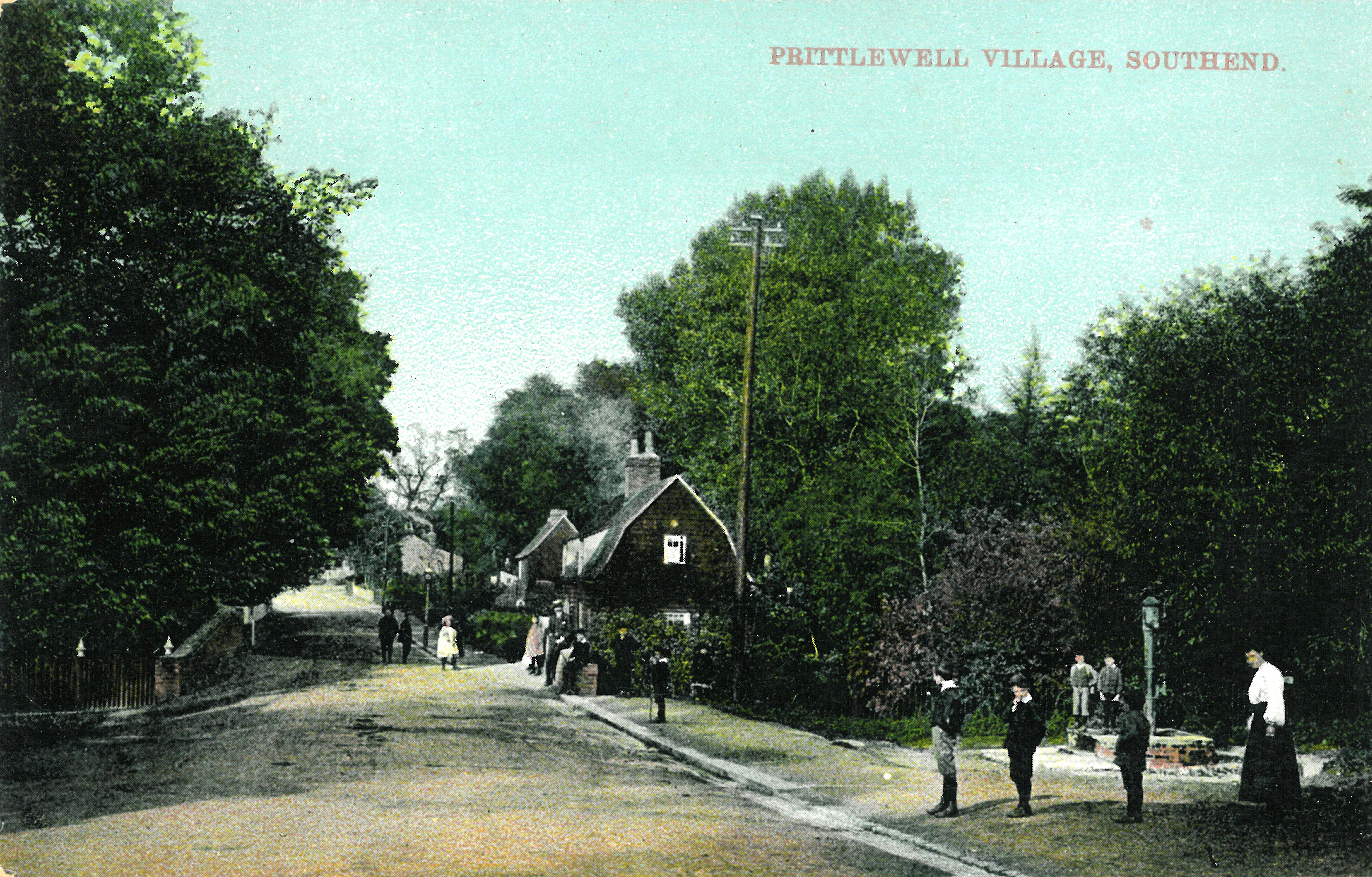 Prittlewell Pump