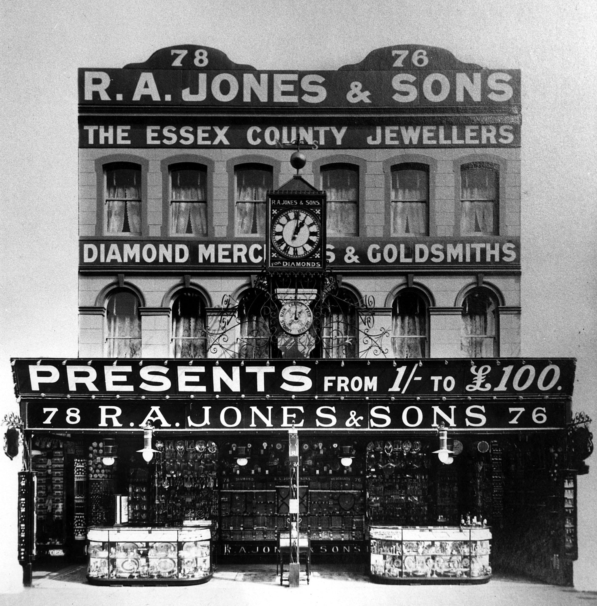 R.A.Jones