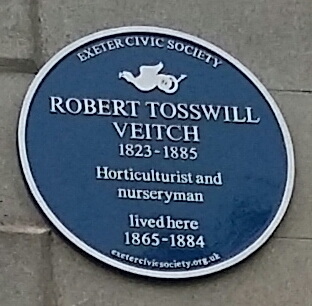 Robert Tosswill Veitch | 11 Elm Grove Road