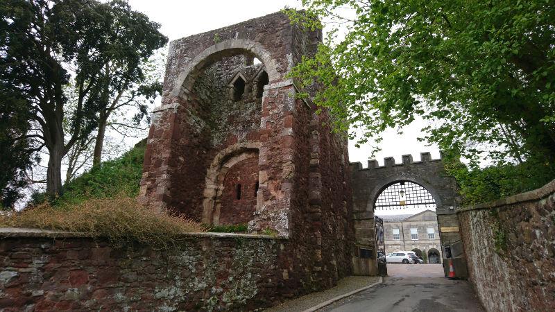 Rougemont Castle