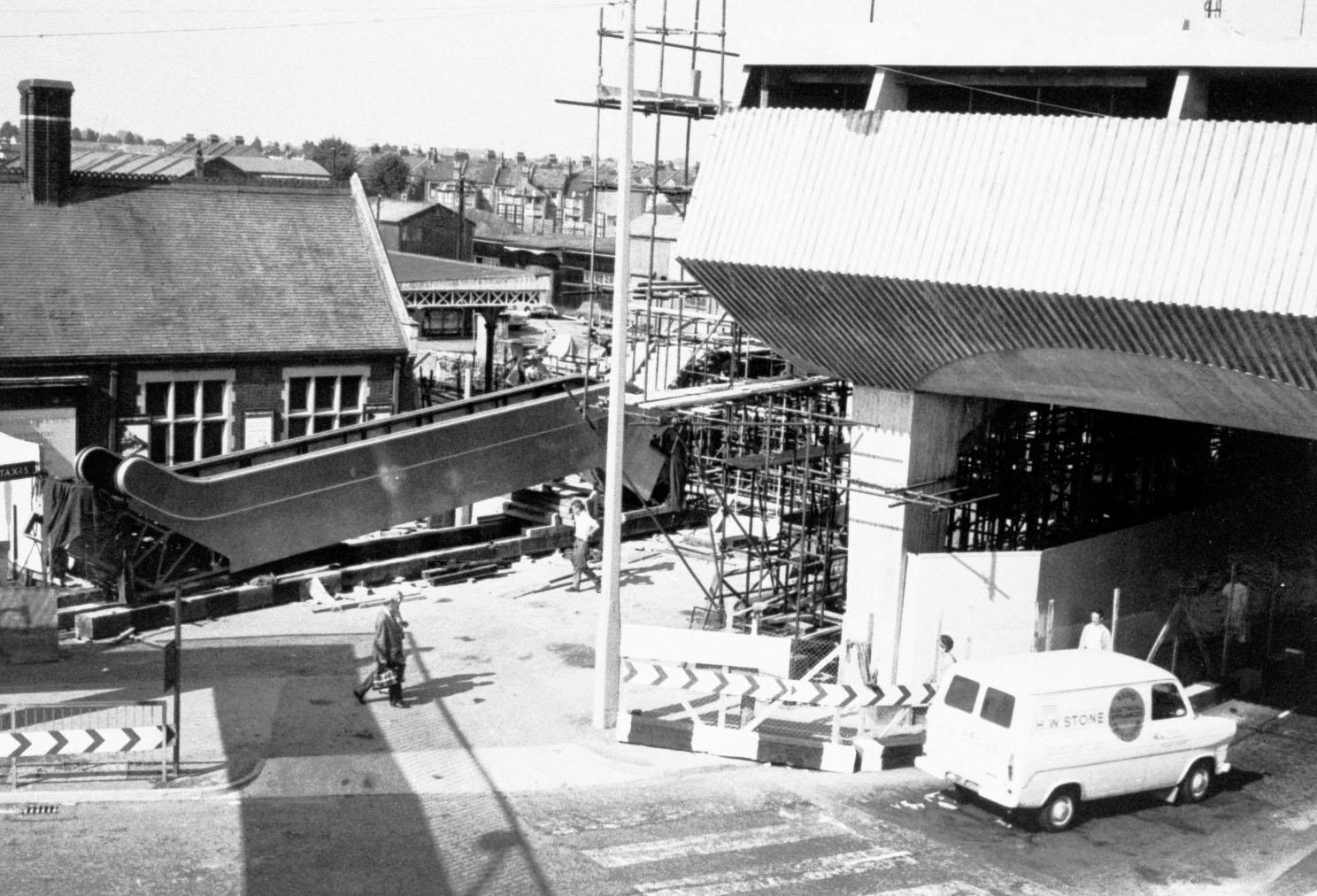 Southend Victoria Station