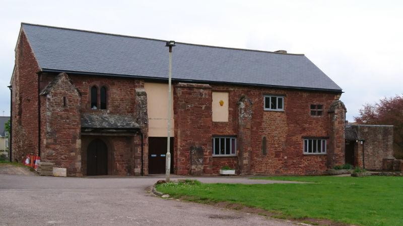 St Katherine's Priory