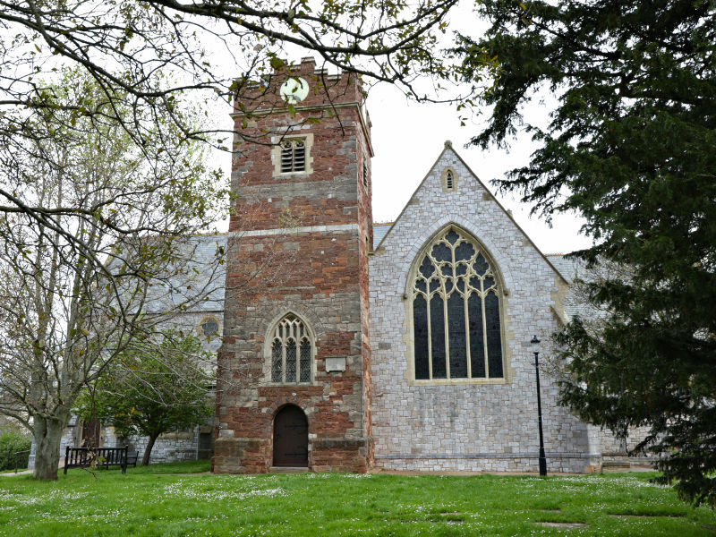 St Margaret's Church, Topsham