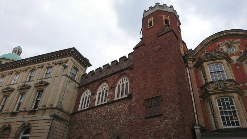 St Petrock's Church