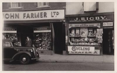 Jimmy Rigby shop