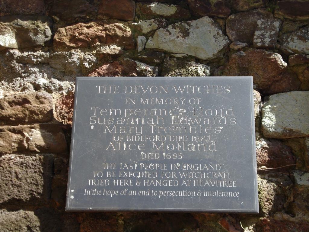 "The ""Devon Witches"" 